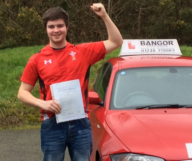 Sam<br/>Always prompt & good humoured, I would highly recommend Bangor Driving Academy. 10 out of 10<br/><br/><br/>
