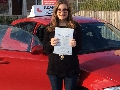 Lauren<br/>I had a fantastic experience after previously struggling, Richard helped me regain confidence & I passed my test in no time!<br/><br/><br/>